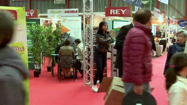 La foire exposition de limoges for Foire de limoges