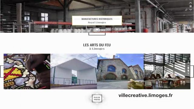 Limoges candidate au r seau villes cr atives de l 39 unesco - Piscine municipale limoges ...