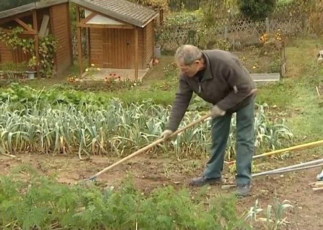 7 au jardin pr parer le terrain du potager pour l 39 hiver for Preparer son potager pour l hiver