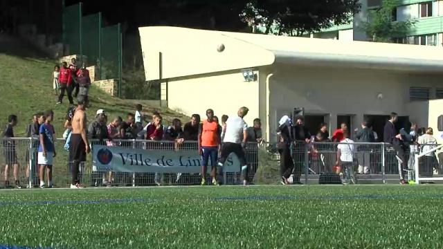 Le stade de la bastide se met au synth tique - Piscine municipale limoges ...