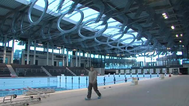 Premi re mise en eau au centre aquatique - Piscine municipale limoges ...