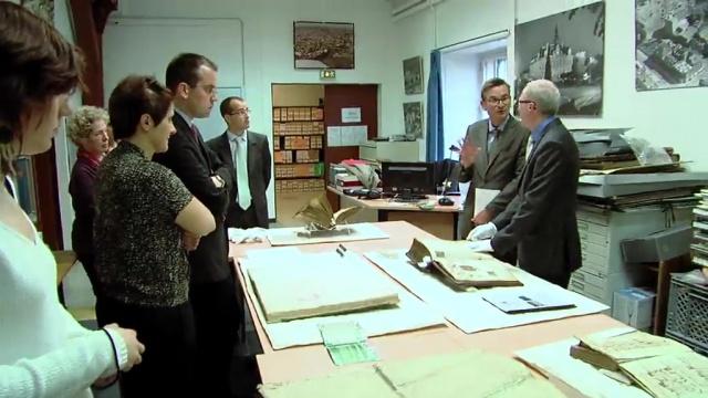 Limoges ville des archivistes - Piscine municipale limoges ...