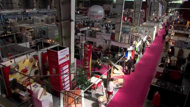 77 me foire exposition de limoges for Foire expo limoges tarif